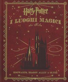 Listadelpopolo.it Harry Potter. I luoghi magici dei film Image