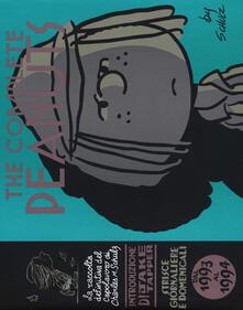 Fondazionesergioperlamusica.it The complete Peanuts. Vol. 22: Dal 1993 al 1994. Image
