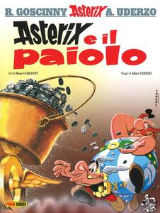Asterix e il paiolo. Vol. 13