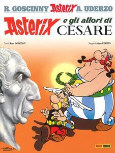 Asterix e gli allori di Cesare. Vol. 18