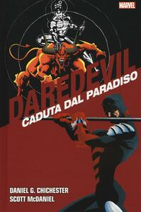Caduta dal paradiso. Daredevil collection. Vol. 8