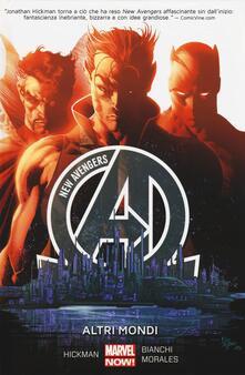 Ipabsantonioabatetrino.it Altri mondi. New Avengers. Vol. 3 Image