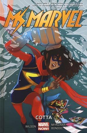 Cotta. Ms. Marvel. Vol. 3