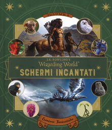 Lpgcsostenible.es Schermi incantati. Il magico mondo di J.K. Rowling. Vol. 2: Creature fantastiche. Image