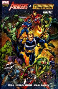 Avengers & guardiani della galassia: uniti!