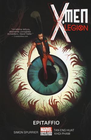 Epitaffio. X-Men legion. Vol. 3