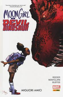 Warholgenova.it Migliori amici. Moon Girl e Devil Dinosaur. Vol. 1 Image