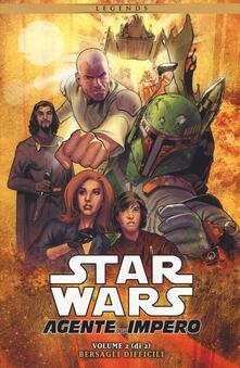 Librisulladiversita.it Star Wars. Agente dell'impero. Vol. 2: Bersagli difficili. Image