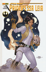 Libro Principessa Leia. Star Wars  Mark Waid , Terry Dodson