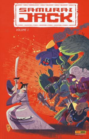 Samurai Jack. Vol. 1