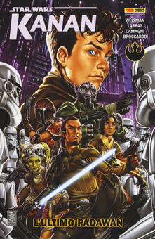 Amatigota.it L' ultimo Padawan. Star Wars. Kanan. Vol. 1 Image