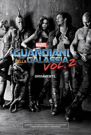 Avengers & guardiani della galassia: uniti! Movie edition