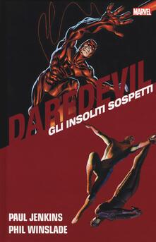 Mercatinidinataletorino.it Gli insoliti sospetti. Daredevil collection. Vol. 13 Image