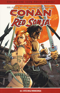 L' età dell'innocenza. Conan Red Sonja. Vol. 27