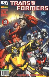 Lezione di autonomia. Transformers. Vol. 2