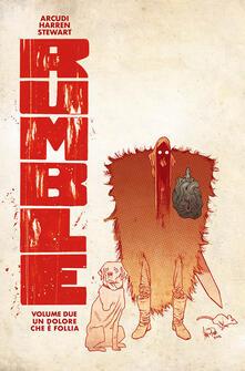 Winniearcher.com Rumble. Vol. 2: dolore che è follia, Un. Image