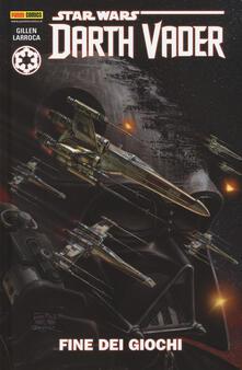 Winniearcher.com Fine dei giochi. Darth Vader. Star Wars. Vol. 4 Image