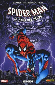 Antondemarirreguera.es Redenzione. Spider-Man. La saga del clone. Vol. 10 Image