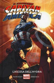 Premioquesti.it L' ascesa dell'Hydra. Il nuovissimo Capitan America. Vol. 1 Image