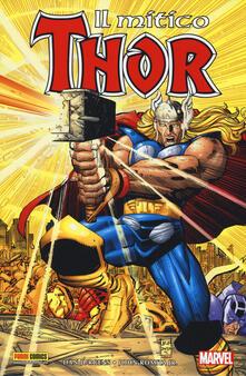Il mitico Thor - Dan Jurgens,John Jr. Romita - copertina