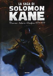 La saga di Solomon Kane. Vol. 1: 1973-1979. - Roy Thomas,Neal Adams,Mike Zeck - copertina