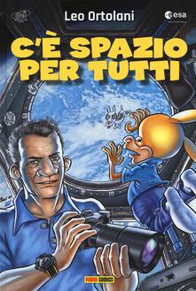 C'è spazio per tutti - Leo Ortolani - copertina