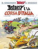 Libro Asterix e la corsa d'Italia Jean-Yves Ferri Didier Conrad