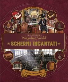 Winniearcher.com Schermi incantati. Il magico mondo di J.K. Rowling. Vol. 3: Oggetti incredibili. Image