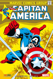 Capitan America - Jean Marc DeMatteis,Mike Zeck - copertina