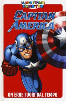 Camfeed.it Un eroe fuori dal tempo. Capitan America. Il mio primo fumetto Image