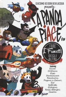 Squillogame.it A Panda piace... fare i fumetti degli altri (e viceversa) Image