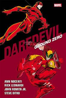 Capturtokyoedition.it Ground zero. Daredevil collection. Vol. 16 Image