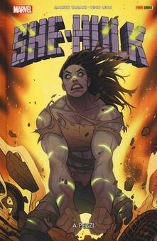 Radiospeed.it She-Hulk. Vol. 1: A pezzi. Image