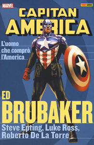 L' uomo che comprò l'America. Capitan America. Ed Brubaker collection. Vol. 8