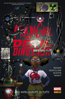 Winniearcher.com Più intelligente di tutti. Moon Girl e Devil Dinosaur. Vol. 3 Image