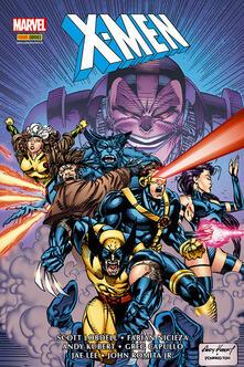 Execuzione. X-Men - Scott Lobdell,Peter David,Fabian Nicieza - copertina