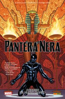 Nicocaradonna.it Avengers del Nuovo Mondo. Pantera Nera. Vol. 4 Image
