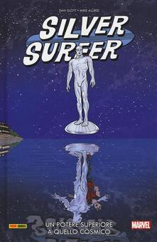 Un potere superiore a quello cosmico. Silver Surfer. Vol. 2 - Dan Slott,Mike Allred - copertina
