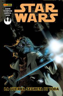 Grandtoureventi.it La guerra segreta di Yoda. Star Wars. Vol. 5 Image