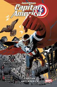 Sam Wilson. Capitan America. Vol. 1: Capitan Anti America.