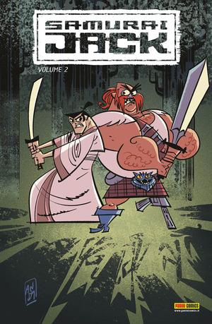 Samurai Jack. Vol. 2
