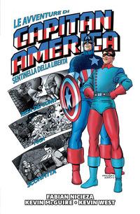 Le Le avventure di Capitan America - Nicieza Fabian McGuire Kevin West Kevin - wuz.it