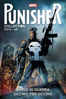 Tegliowinterrun.it Diario di guerra: occhio per occhio. Punisher collection. Vol. 4 Image