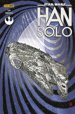 Libro Han Solo. Star Wars Marjorie Liu Mark Brooks