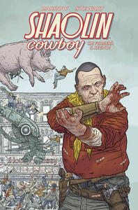 Chi fermerà il Regno? Shaolin Cowboy