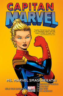 Daddyswing.es Capitan Marvel. Vol. 1: Ms. Marvel smascherata!. Image