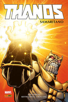 Capturtokyoedition.it Thanos. Vol. 2: Samaritano. Image