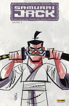Winniearcher.com Samurai Jack. Vol. 3 Image