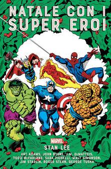 Antondemarirreguera.es Natale con i super eroi Image