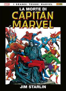 Daddyswing.es La morte di Capitan Marvel Image
